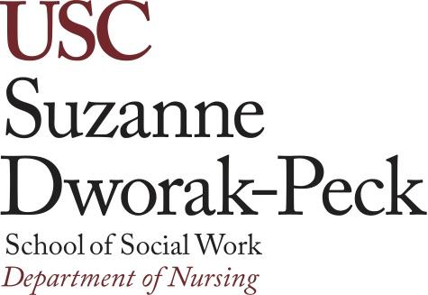USC Suzanne Dworak-Peck School of Social Work Logo